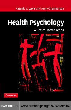 Health Psychology EB9780511144806