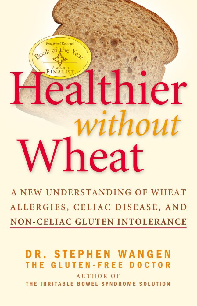 Healthier Without Wheat EB9780976853770