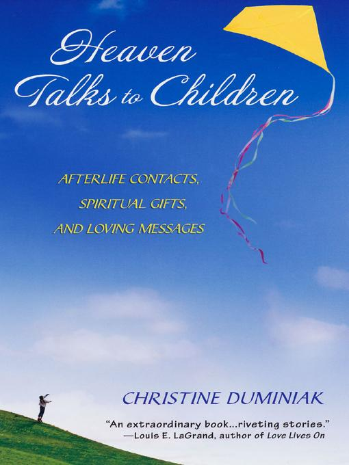 Heaven Talks To Children EB9780806534268