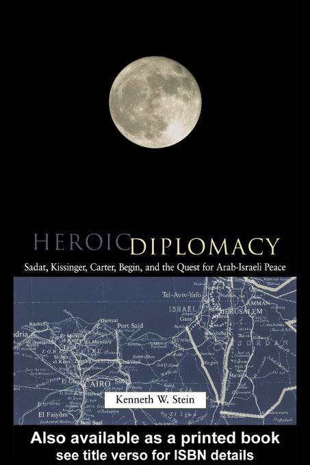 Heroic Diplomacy EB9780203906156