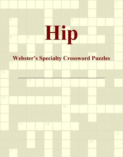 Hip-Hop - Webster's Specialty Crossword Puzzles EB9780546427332