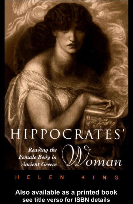 Hippocrates' Woman EB9780203142370
