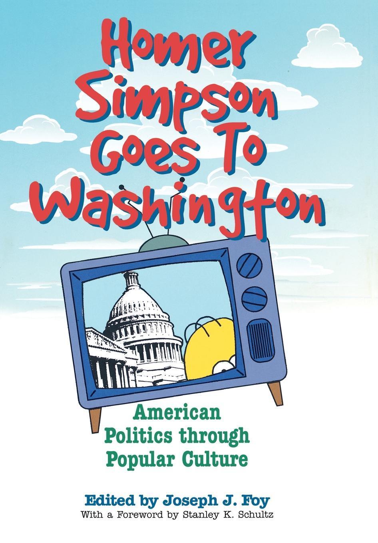 Homer Simpson Goes to Washington EB9780813173115