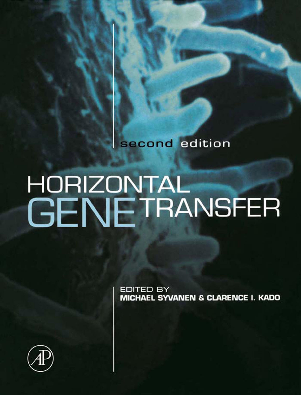 Horizontal Gene Transfer EB9780080534121