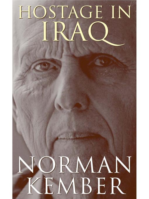 Hostage in Iraq EB9780232528282