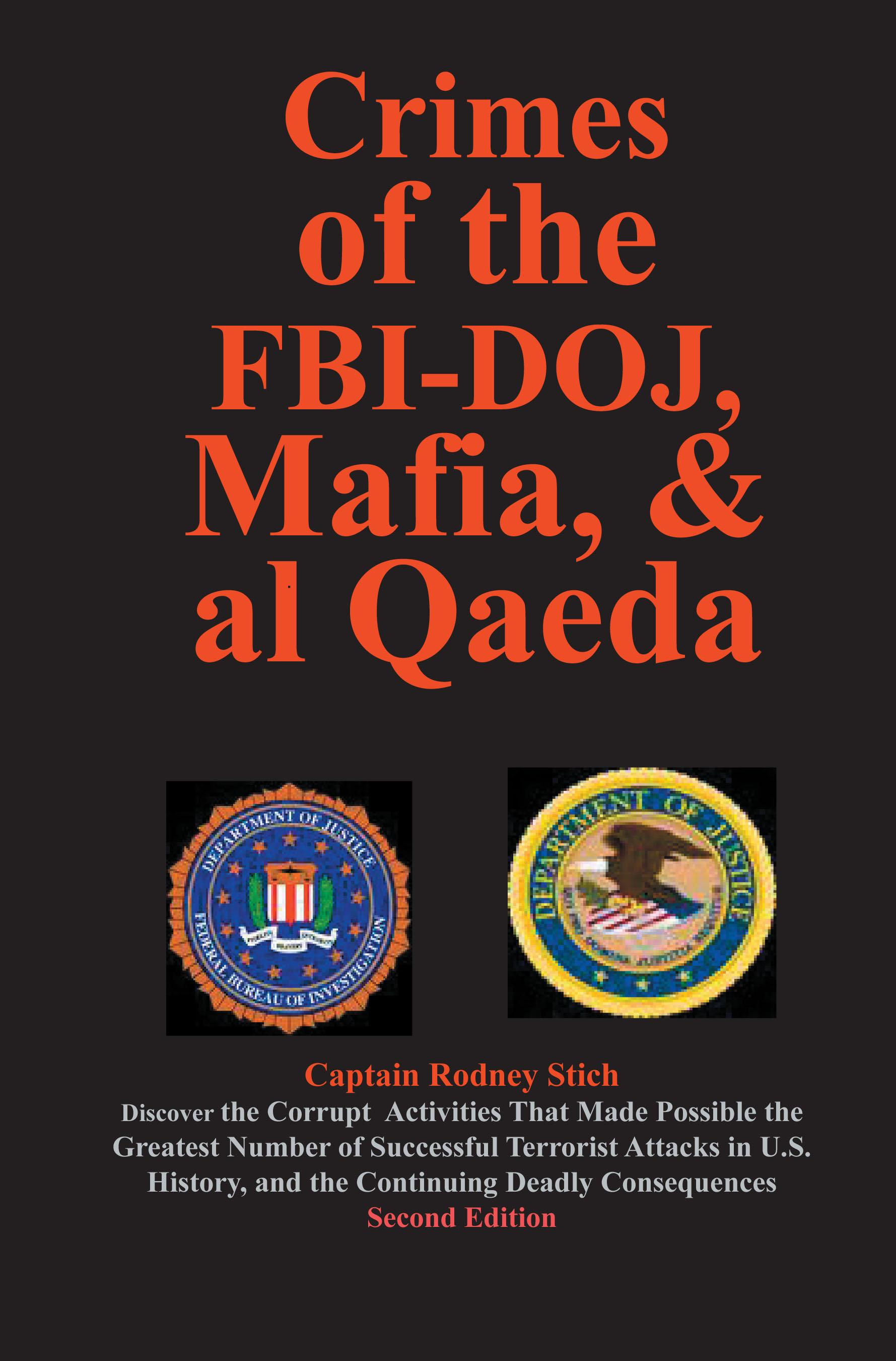 How DOJ Cover-Up of FBI Murders Enabled 9/11 Attacks EB9780932438812