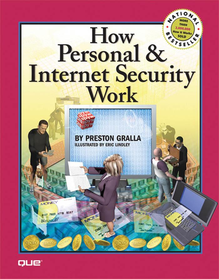 How Personal & Internet Security Works EB9780768667226