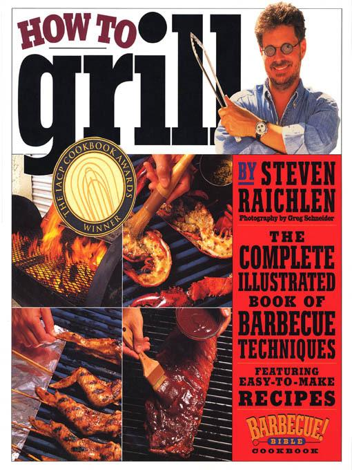 How to Grill EB9780761159568