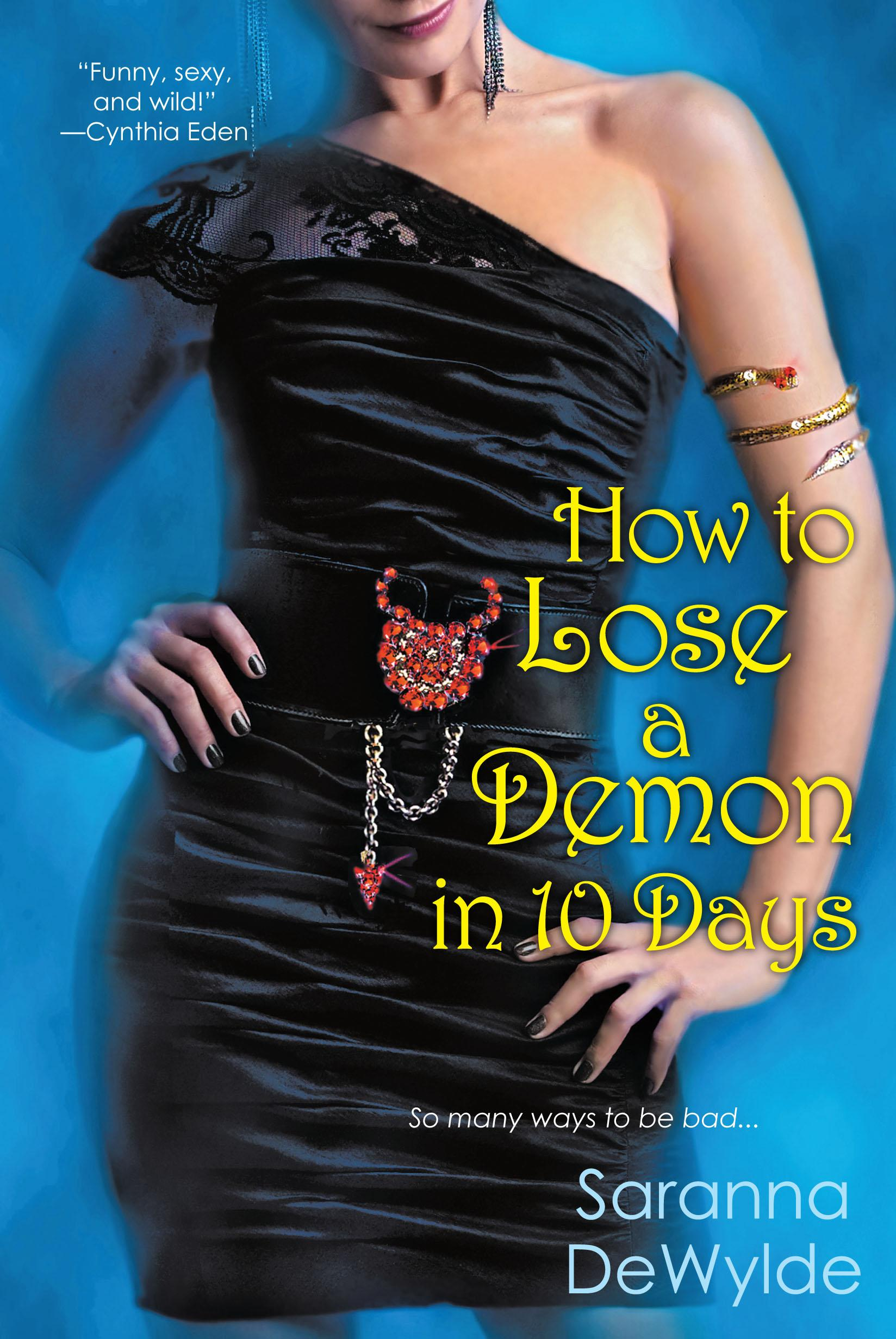 How to Lose a Demon in 10 Days EB9780758279064