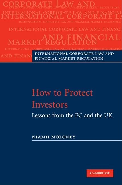 How to Protect Investors EB9780511669477