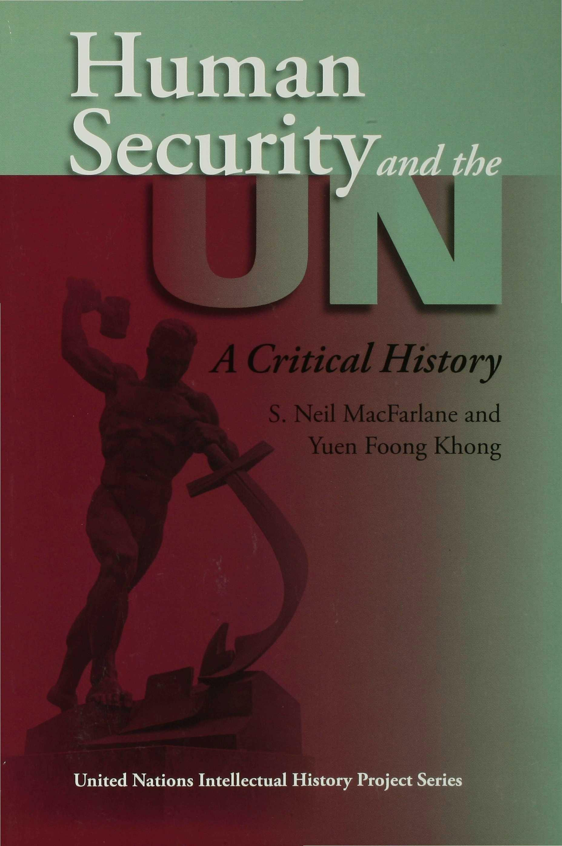 Human Security and the UN EB9780253111999