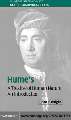Hume's 'A Treatise of Human Nature' EB9780511687549