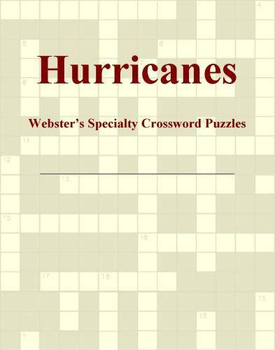 Hurricanes - Webster's Specialty Crossword Puzzles