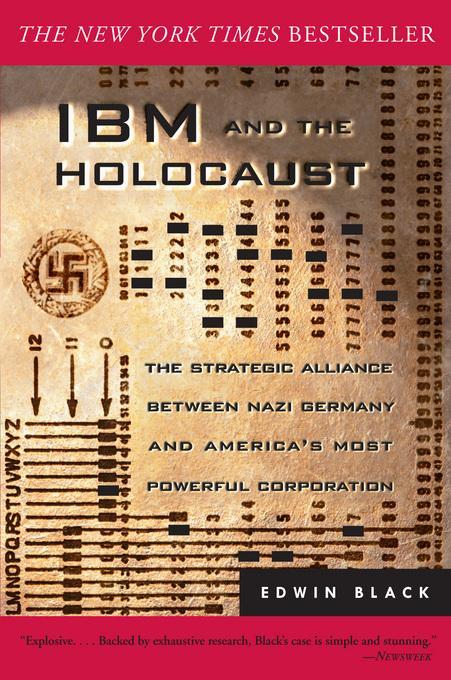 IBM and the Holocaust EB9780914153184