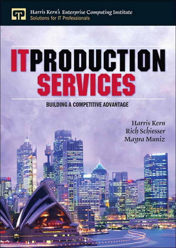 IT Production Services EB9780132712965