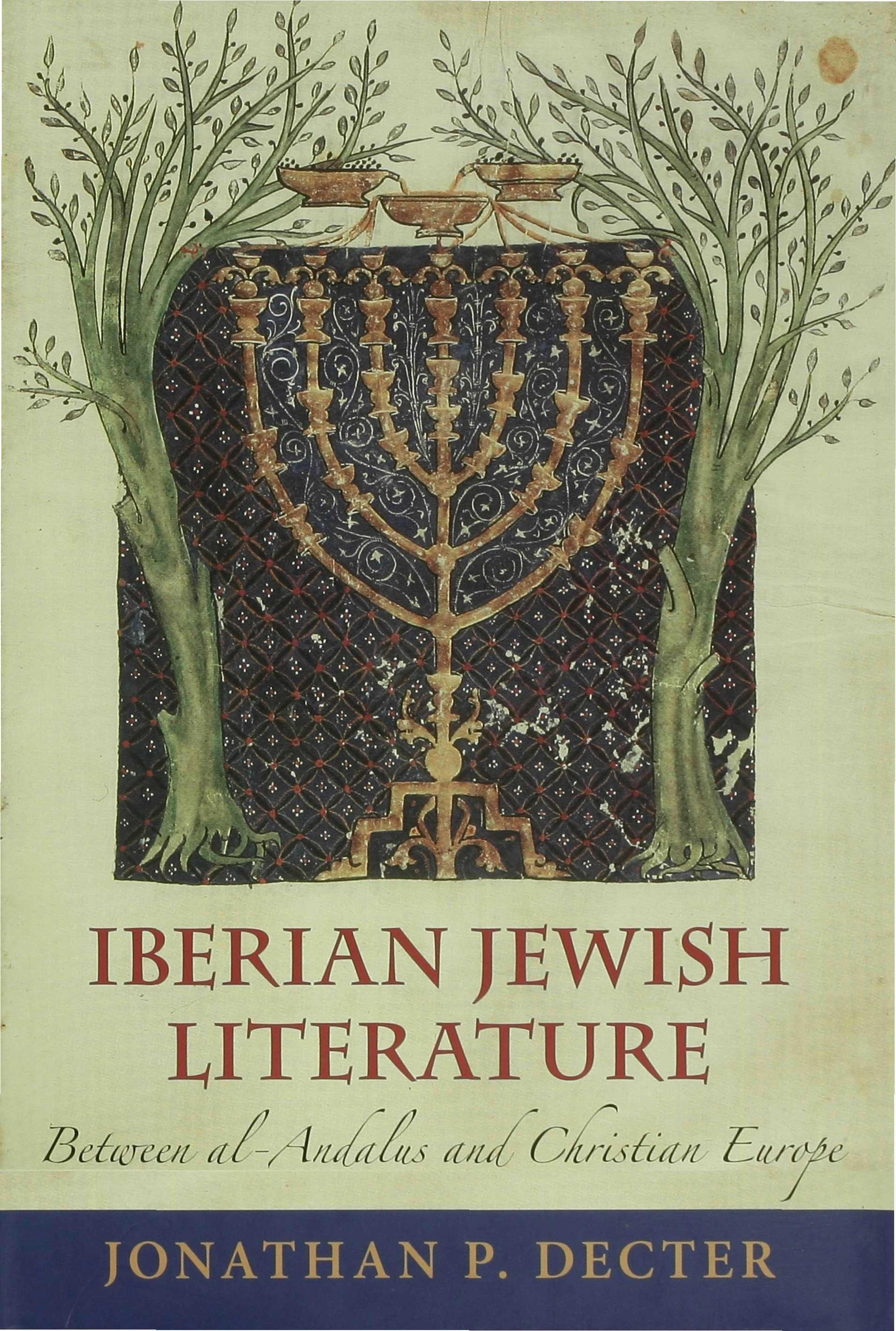 Iberian Jewish Literature EB9780253116956
