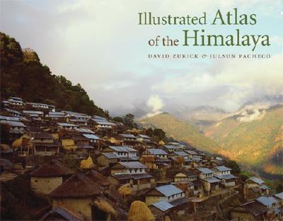 Illustrated Atlas of the Himalaya EB9780813138565