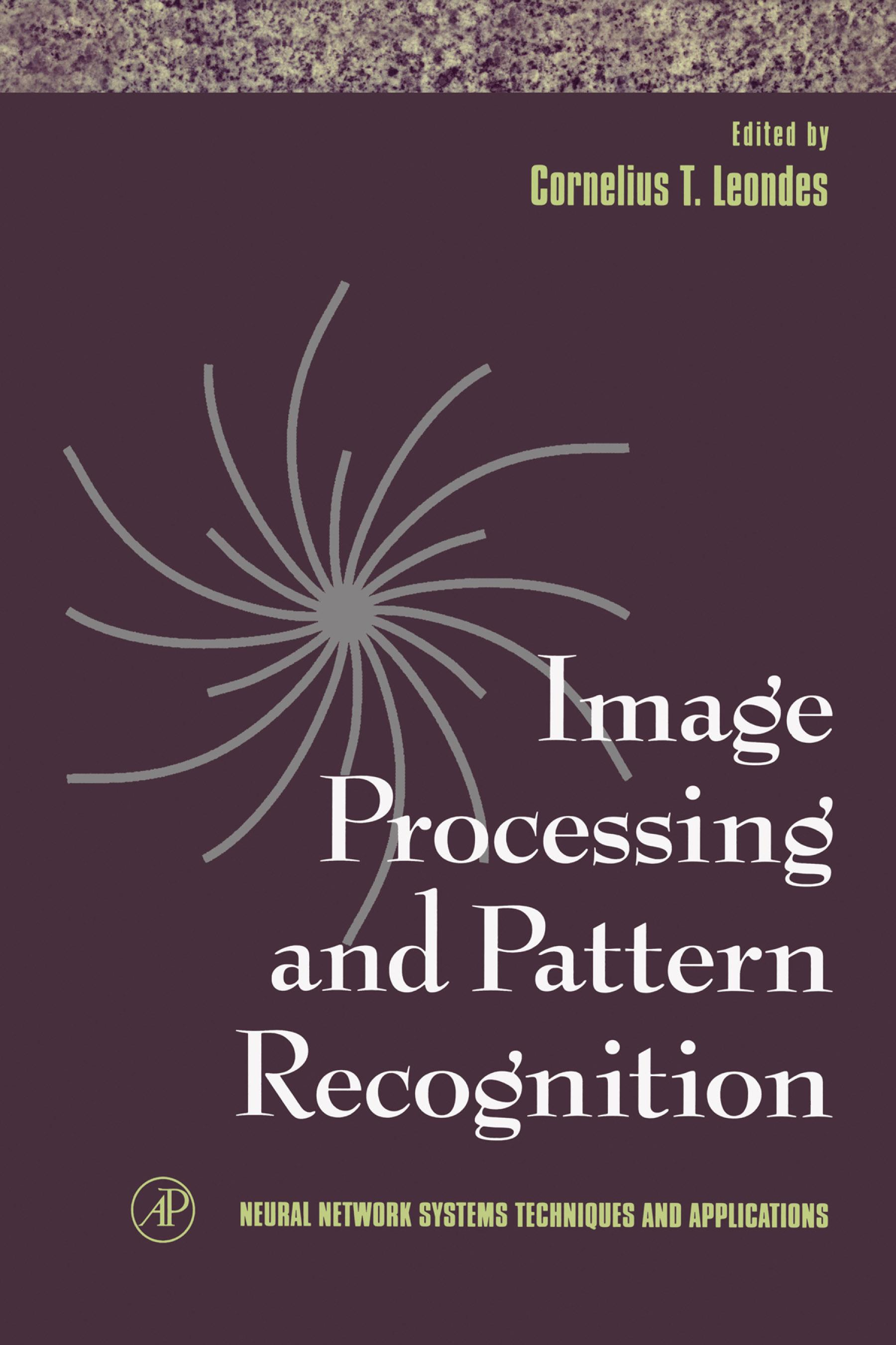 Image Processing and Pattern Recognition EB9780080551449
