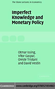 Imperfect Know Monetary Pol EB9780511166686