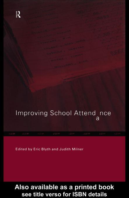 Improving School Attendance EB9780203172452
