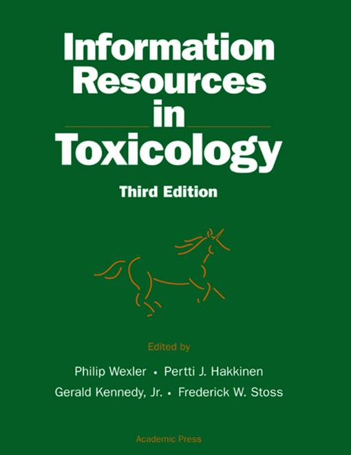 Information Resources in Toxicology EB9780080534664