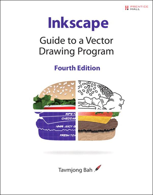 Inkscape: Guide to a Vector Drawing Program, 4/e