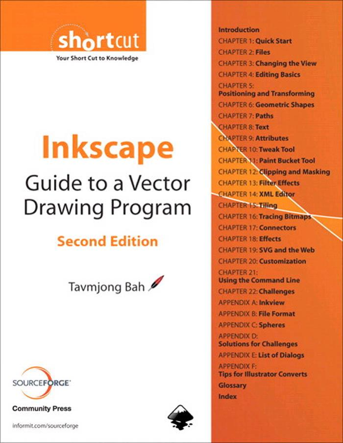 Inkscape: Guide to a Vector Drawing Program EB9780137004720