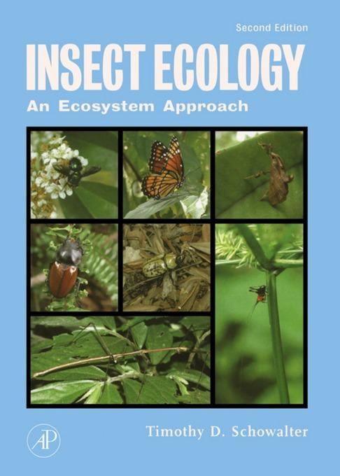 Insect Ecology: An Ecosystem Approach EB9780080508818