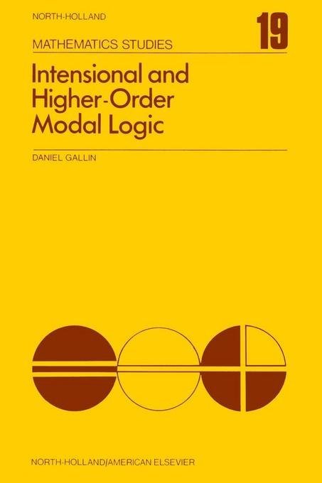 Intensional and higher-order modal logic: With applications to Montague semantics EB9780080871301