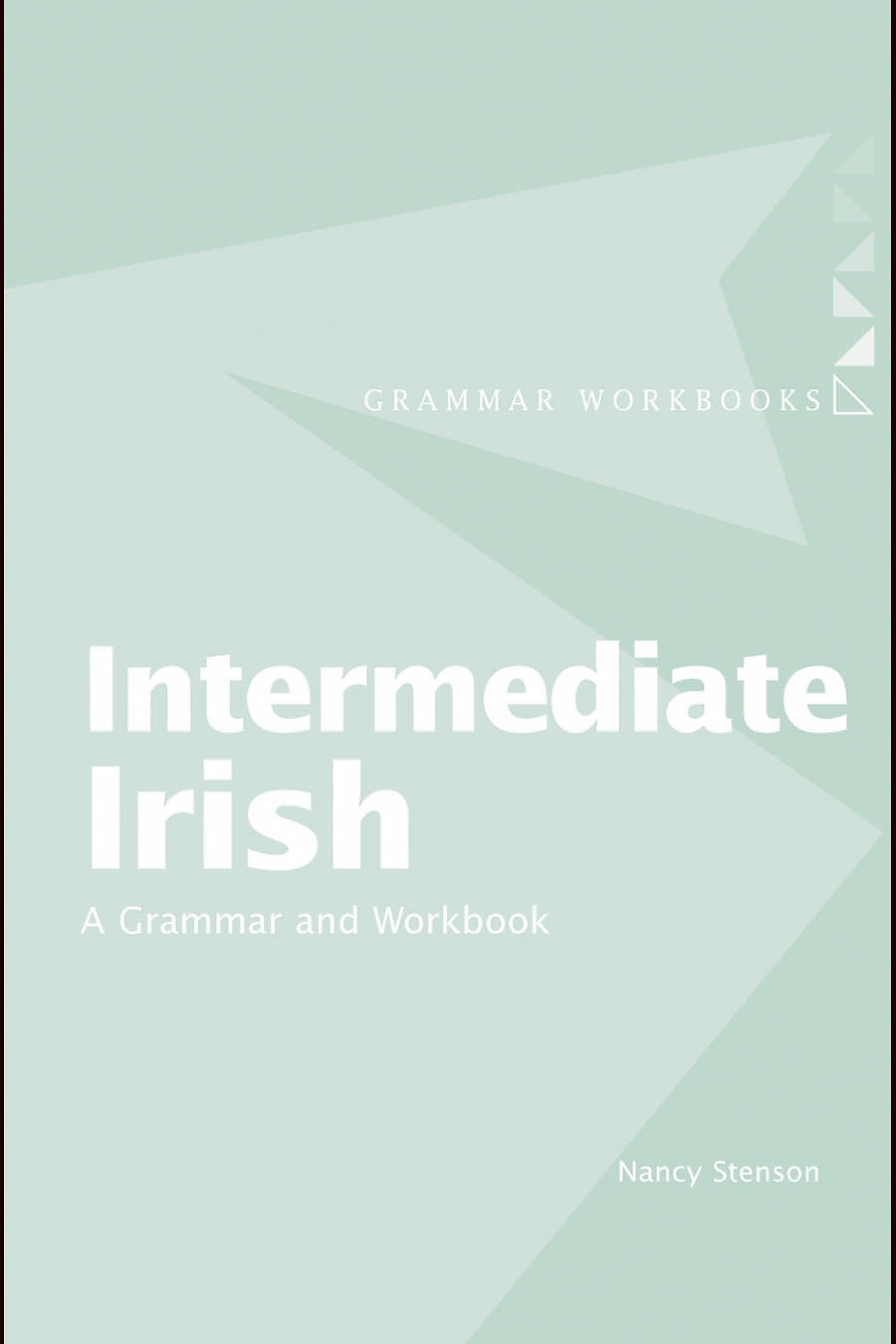 Intermediate Irish: A Grammar and Workbook EB9780203927090