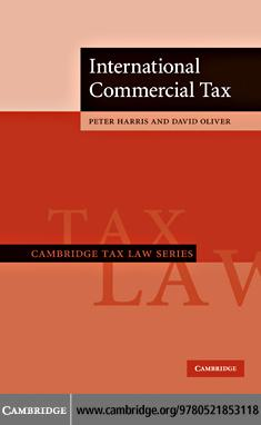 International Commercial Tax EB9780511771446
