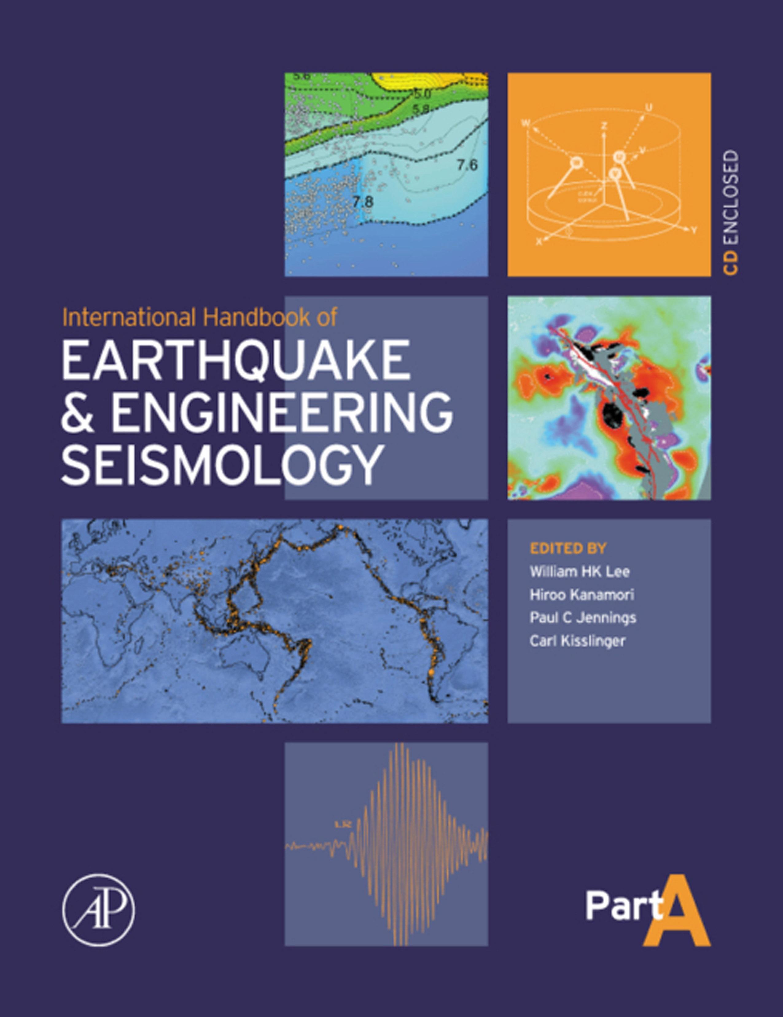 International Handbook of Earthquake & Engineering Seismology, Part A EB9780080489223