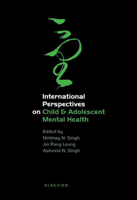 International Perspectives on Child & Adolescent Mental Health EB9780080529103