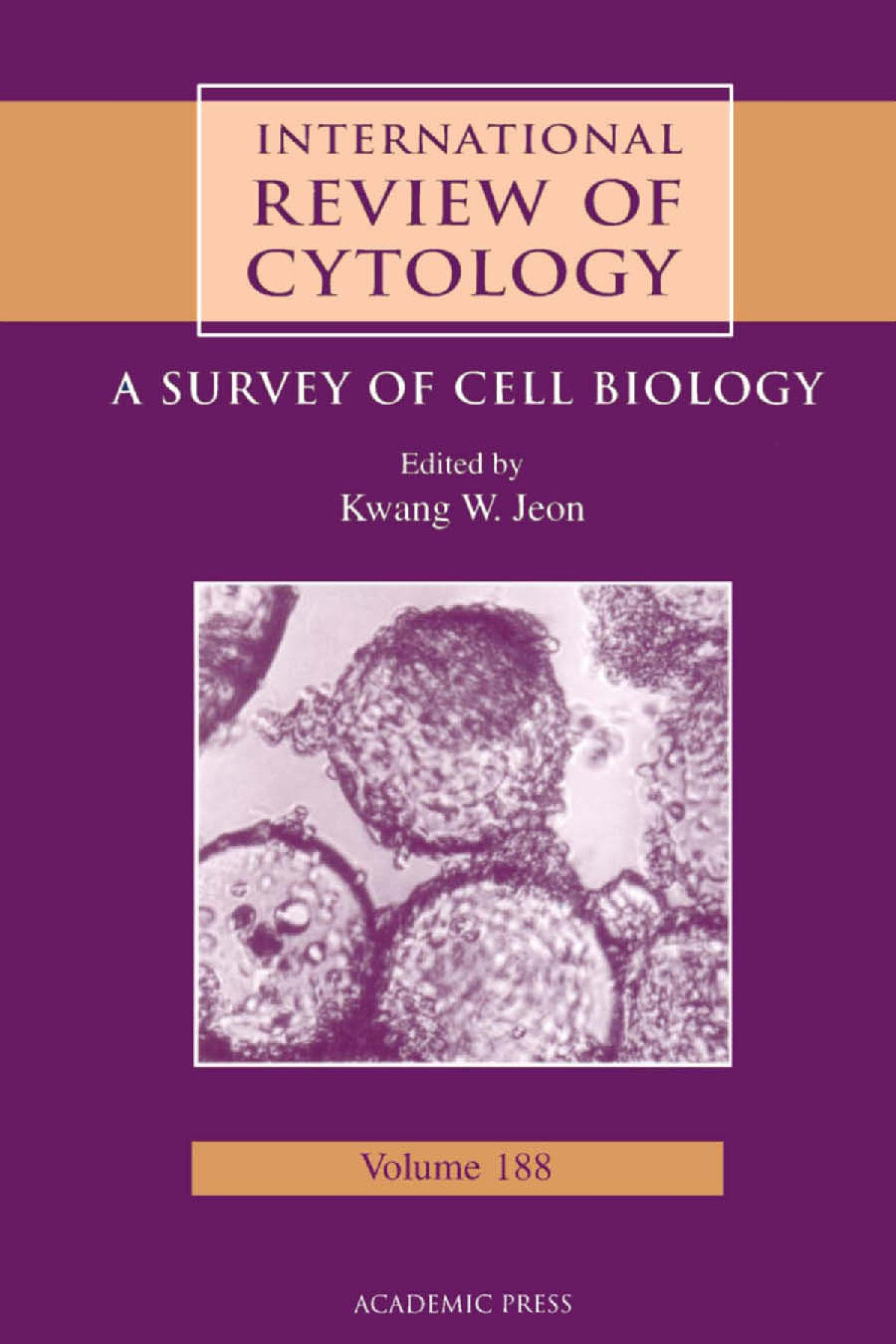 International Review of Cytology: A Survey of Cell Biology EB9780080857282