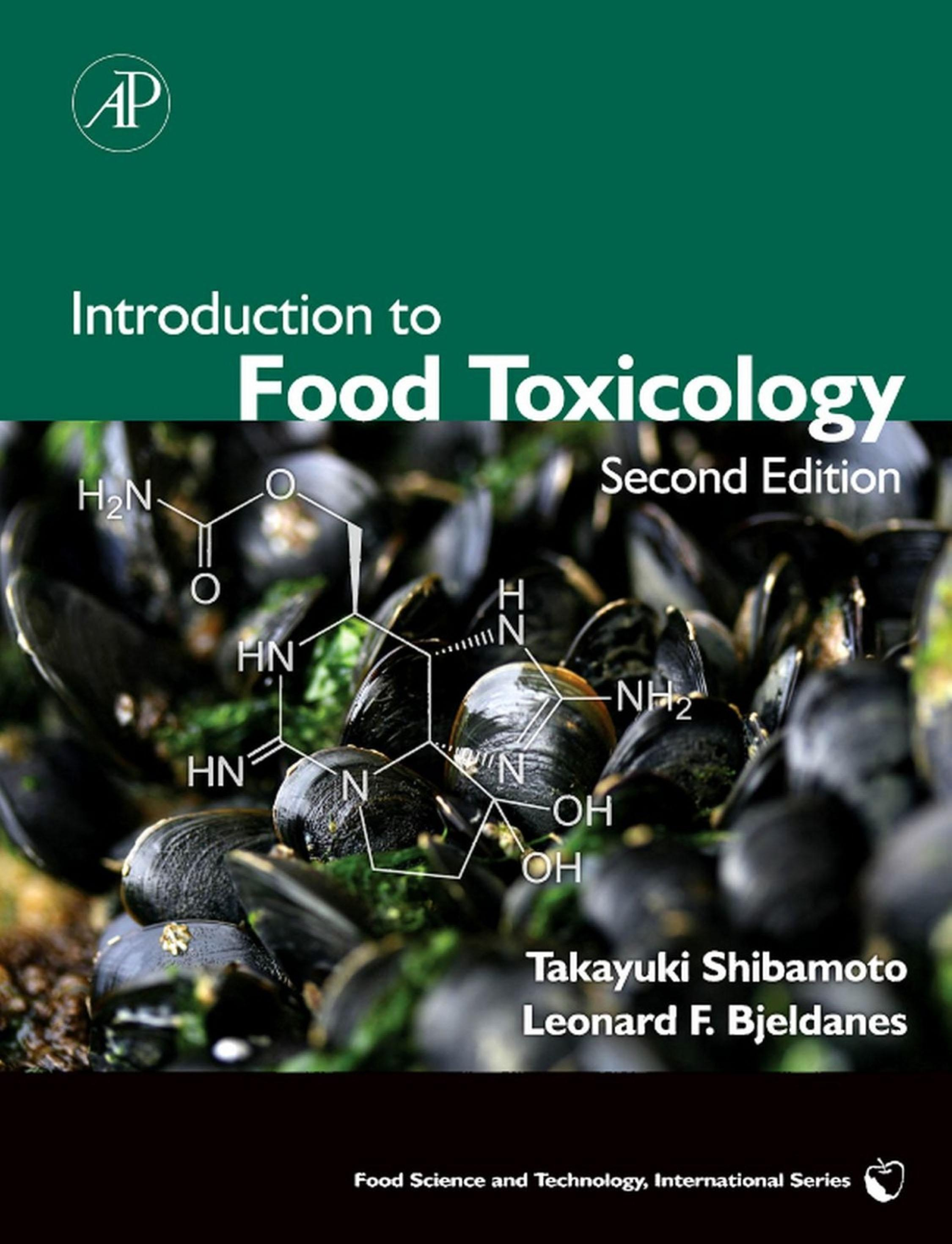 Introduction to Food Toxicology EB9780080921532