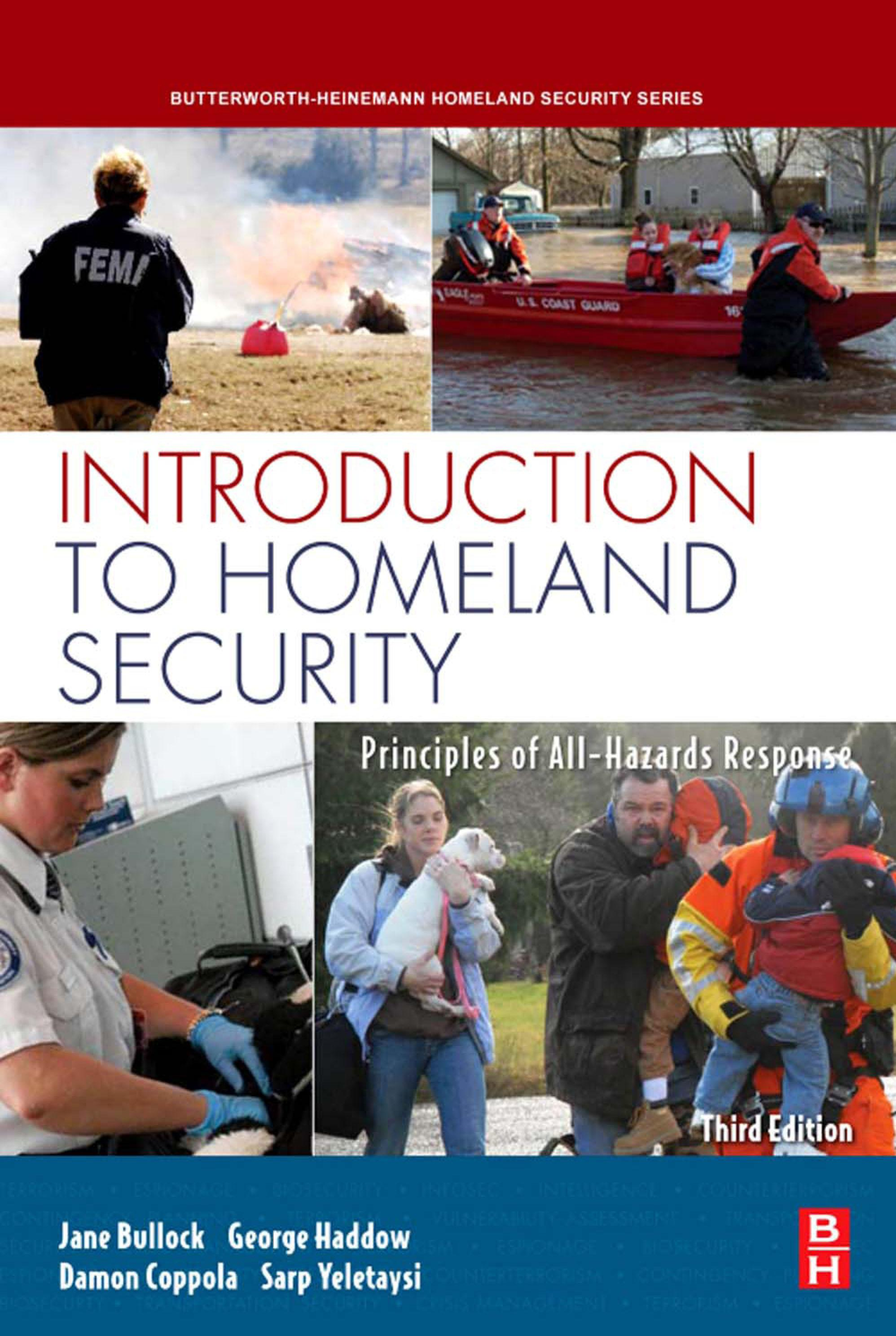 Introduction to Homeland Security: Principles of All-Hazards Risk Management EB9780080949529