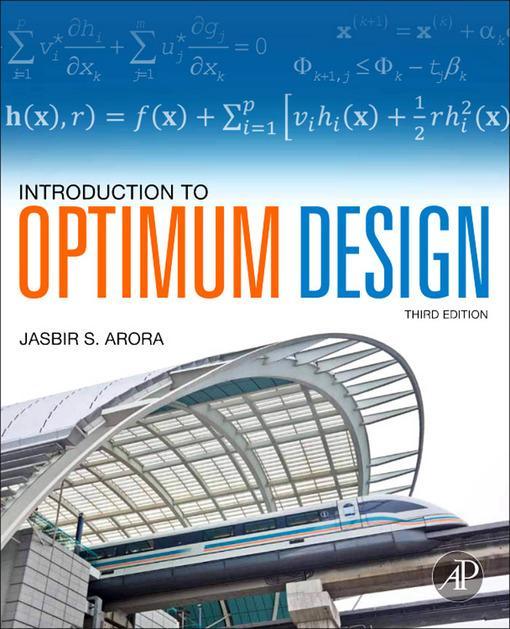 Introduction to Optimum Design EB9780123813763