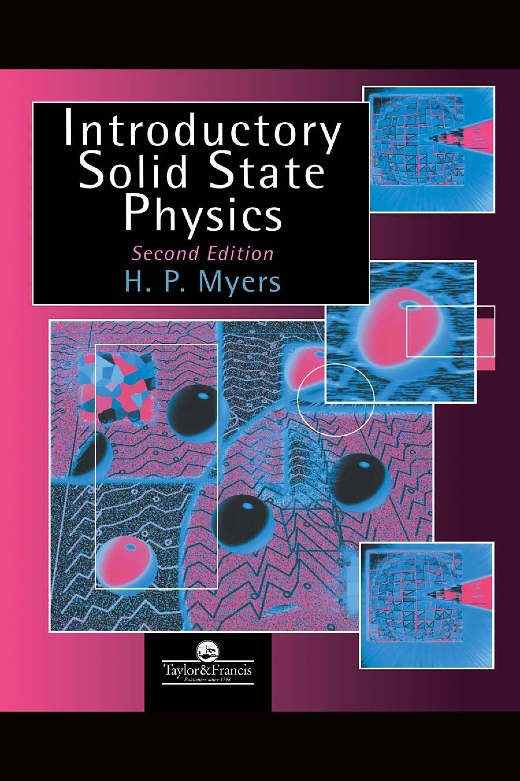 Introductory Solid State Physics EB9780203212554