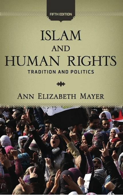 Islam and Human Rights: Tradition and Politics EB9780813345642