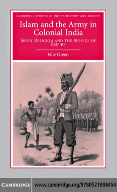 Islam and the Army in Colonial India EB9780511530852