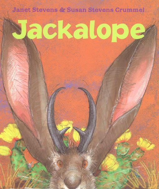Jackalope EB9780547351759