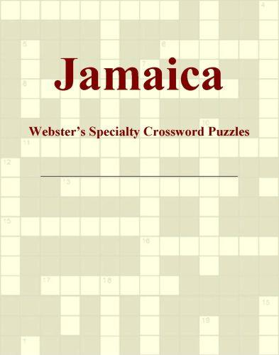 Jamaica - Webster's Specialty Crossword Puzzles EB9780546428070