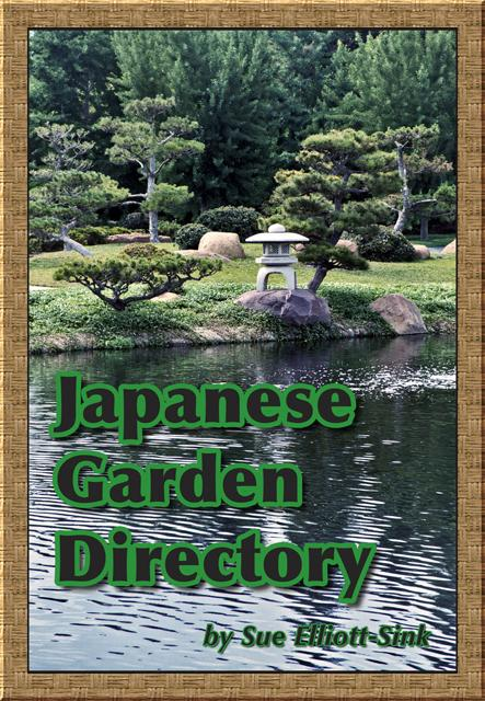 Japanese Garden Directory EB9780976128205
