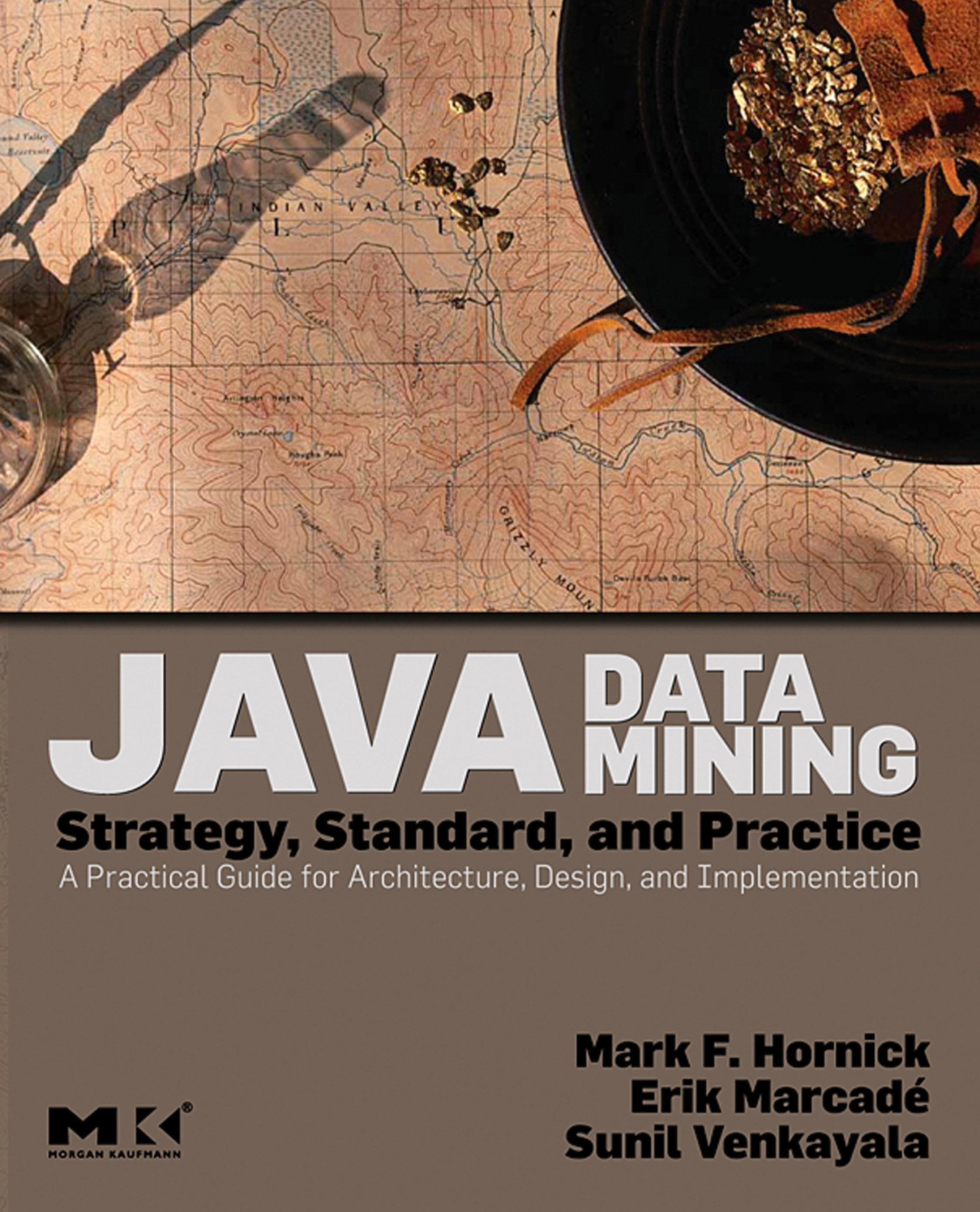Читать онлайн, скачать или купить книгу Java Data Mining Strategy