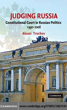 Judging Russia EB9780511402210