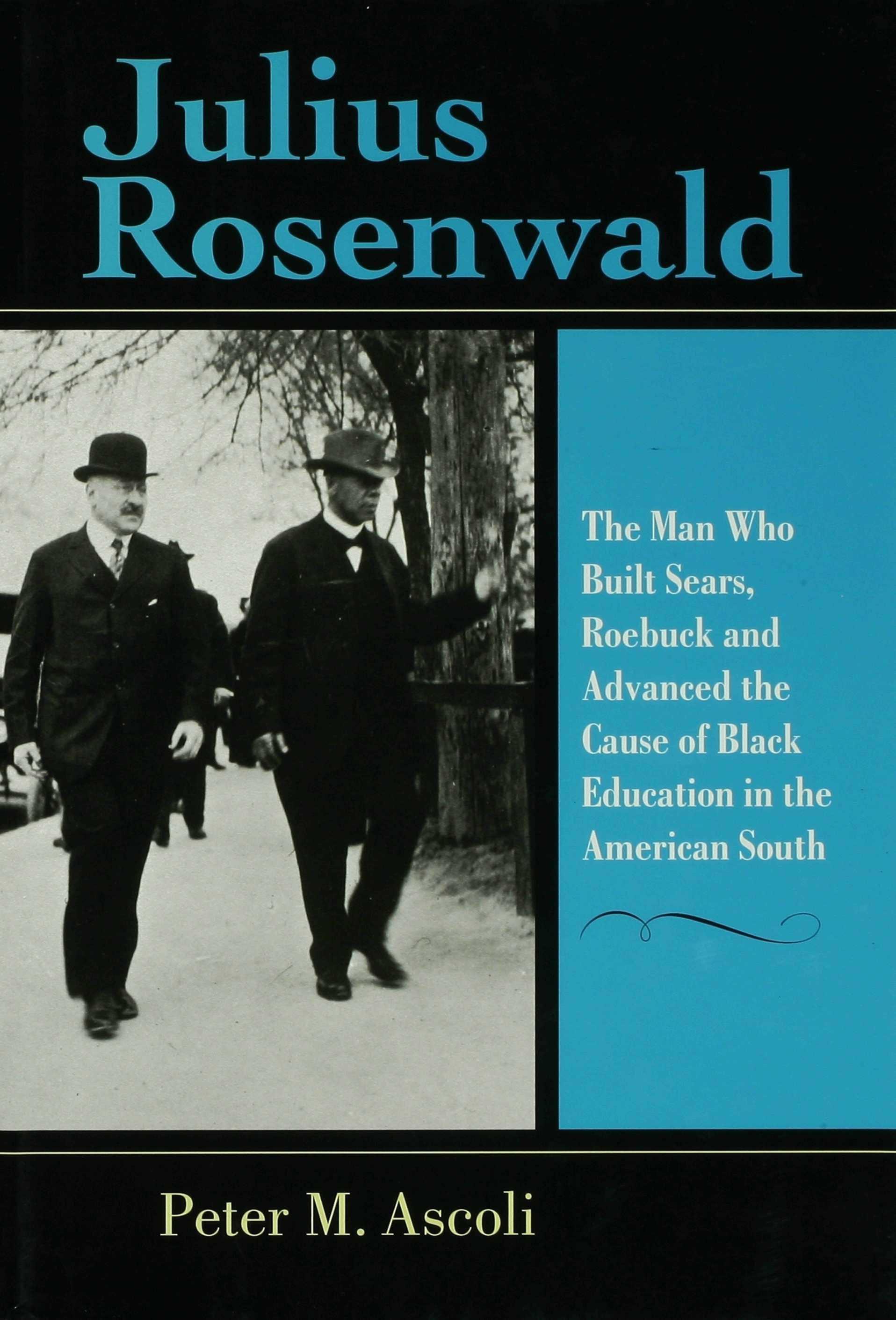 Julius Rosenwald EB9780253112040