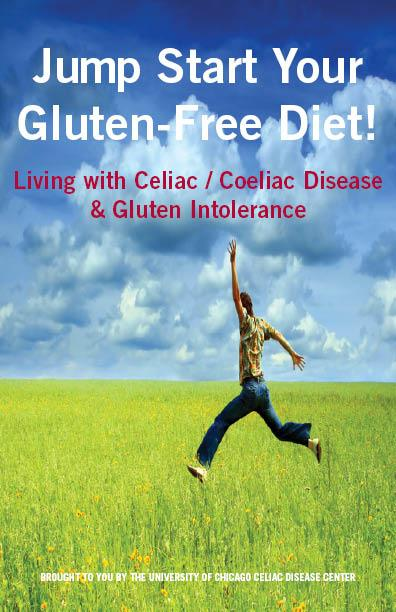 Jump Start Your Gluten-Free Diet! Living with Celiac / Coeliac Disease & Gluten Intolerance EB9780983057710