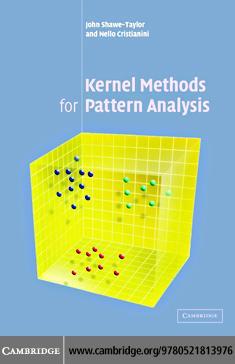 Kernel Methods Pattern Analysis EB9780511207006
