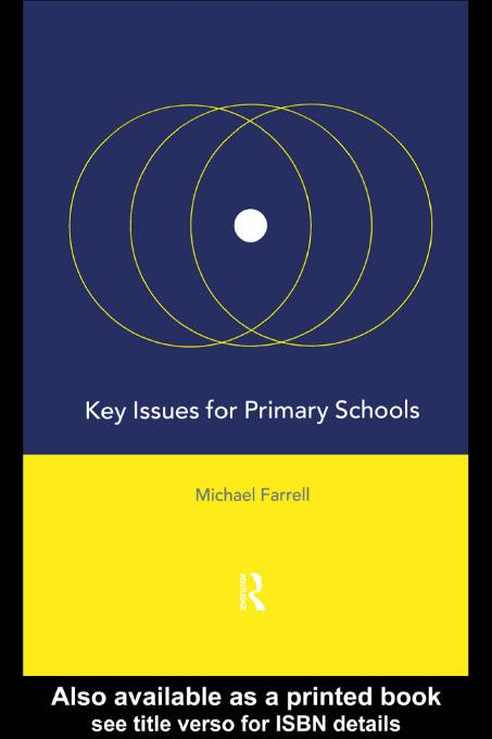 Key Issues for Primary Schools EB9780203172476