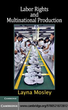 Labor Rights and Multinational Production EB9780511904479
